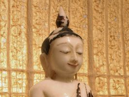 座仏像 #2