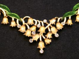 D'ORLAN Necklace