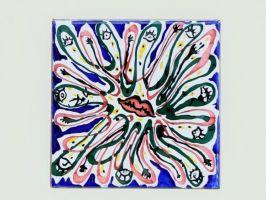 Dali 陶板画