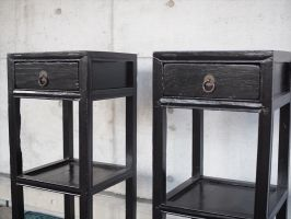 Small Cabinet Shelves (Pair)