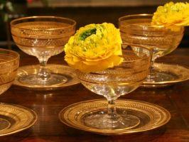 金彩デザートカップ
