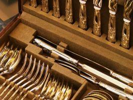 Mappin & Webb Cutlery Set
