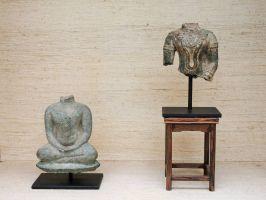 ブロンズ菩薩像・仏像